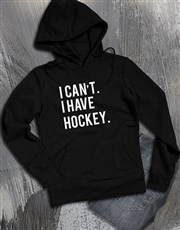Personalised I Cant I Have Hoodie