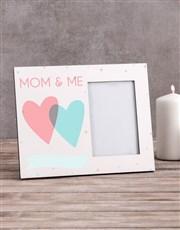 Personalised Mom & Me Photo Frame