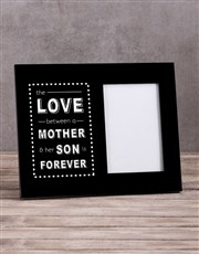 Personalised The Love Between A Mother Photo Frame
