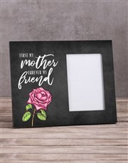 Personalised Mother Forever Friend Photo Frame