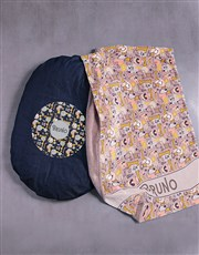Personalised Bed and Blanket