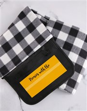 Personalised Family Name Picnic Blanket