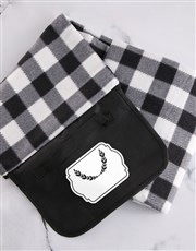 Personalised Initial Picnic Blanket