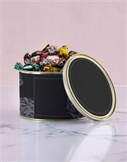 Personalised Anniversary Chocolate Passions Tin