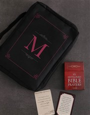 Personalised Bible Case And Cards Of Hope
