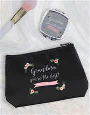 Personalised Grandma Cosmetic Bag