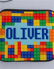 Personalised Neoprene Lego Tablet Cover