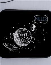 Personalised Neoprene Space Tablet Cover
