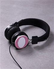Personalised Speech Bubble Headphones