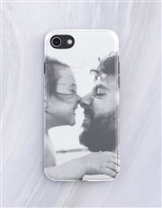 Personalised Photo Black iPhone Cover