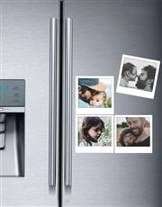 Personalised Great Moments Fridge Magnet