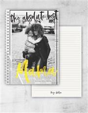 Personalised Vogue Notebook