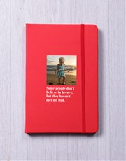 Personalised Hero A5 Notebook