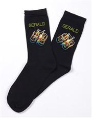 Personalised Cycling Socks