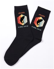 Personalised Real Catch Socks