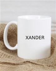 Personalised OCD Mug Gift