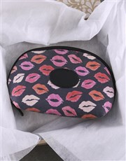 Personalised Kisses Cosmetic Bag