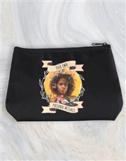 Personalised Photo Cosmetic Bag