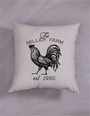 Personalised Farm Scatter Cushion