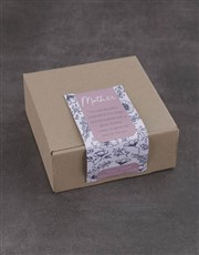 Personalised Beautiful Mom Sally Williams Nougat