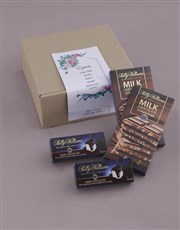 Personalised Happy Soul Sally Williams Nougat Box