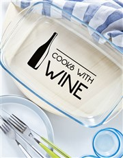 Personalised Cook With Wine Cooking Dish