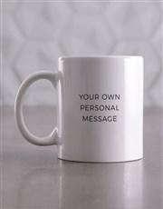 Personalised Shopping Bag  Mug  & Coaster Set