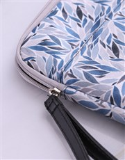 Personalised Pretty Protea Tablet Zip Up Pouch