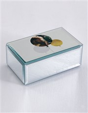Personalised Photo Balloon Trinket Box