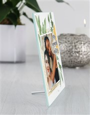 Personalised Every Moment Glass Tile