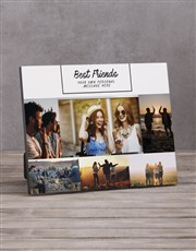 Personalised Best Friends Photo Frame