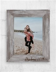 Personalised Date A3 Photo Frame