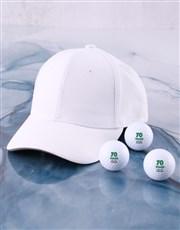 Personalised Still Swinging Golf Balls