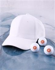 Personalised Badge Golf Balls