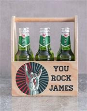 Personalised Rocker Man Crate