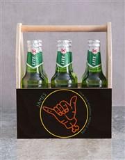 Personalised Ayoba Man Crate