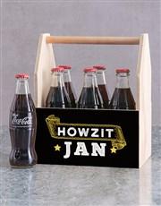 Personalised Howzit Man Crate