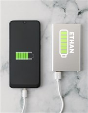 Personalised Battery Life Power Bank