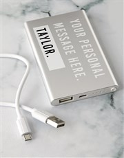 Personalised Classic Power Bank