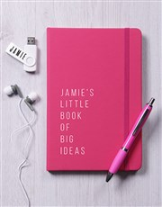 Personalised Big Ideas Tech Hamper