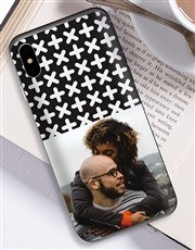 Personalised Photo Crosses iPhone Cover