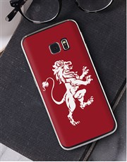 Personalised Lionheart Samsung Cover