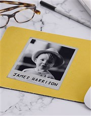 Personalised Remember This Kid Photo Mousepad