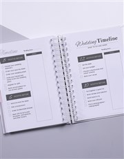 Personalised Sophisticated Wedding Journal