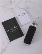 Personalised Simply Sophisticated Stationery Set