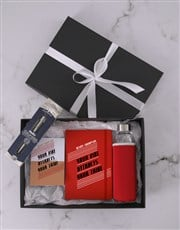 Personalised Your Vibe Go Stationery Set