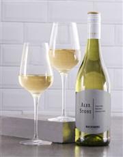 Personalised Modernist Backsberg Wine
