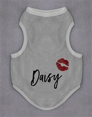 Personalised Smooches Dog Jersey