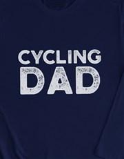 Personalised Modern Dad Long Sleeve T Shirt
