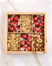 Personalised Love Snack Crate